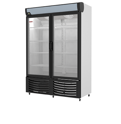 Glass Door Vertical Freezer CV-32
